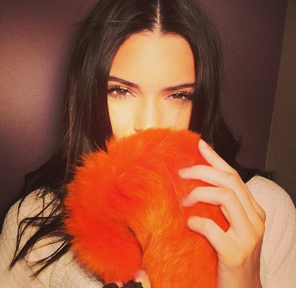 Kendall Jenner na instagramie