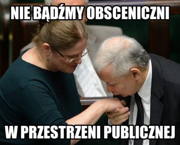 Memy z Krystyną Pawłowicz