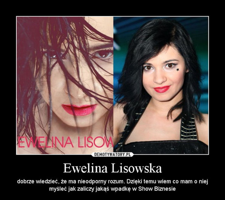 """Memy z Eweliną Lisowską """"włączamy-niskie-ceny"""""""