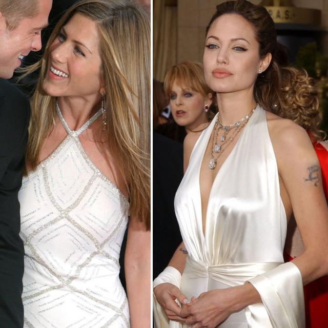 Wielki pojedynek – Jennifer Aniston vs. Angelina Jolie