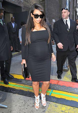 Jak wygląda dziecko Kim Kardashian? (FOTO)