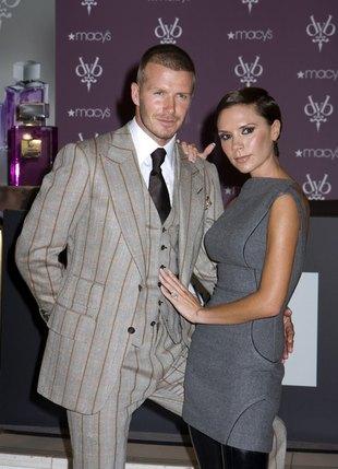 Victoria i David Beckham na bezludnej wyspie