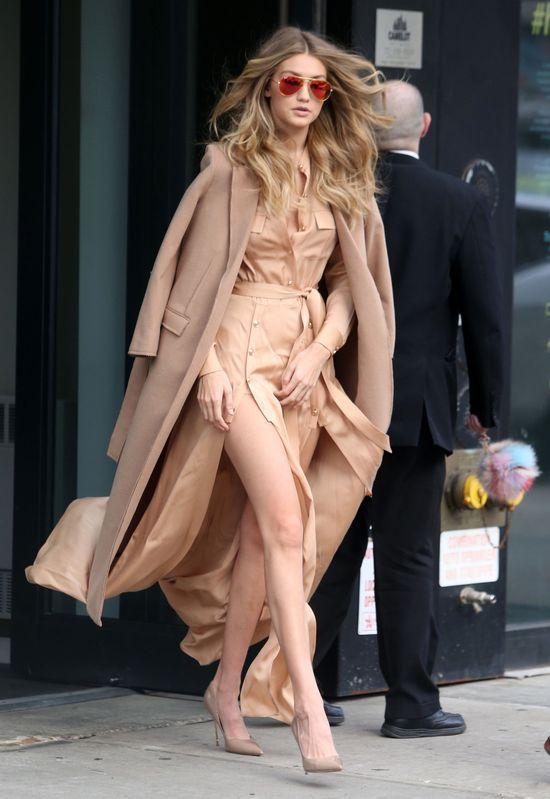 W świecie mody dawno nie było takiego wysypu pięknych, młodych i na wstępie znanych modelek jak w minionym roku. W branży na dobre zadomowiła się Kendall Jenner (20 l.), a siostry Hadid podbiły serca projektantów.