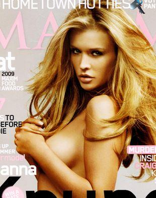 Joanna Krupa topless (FOTO)