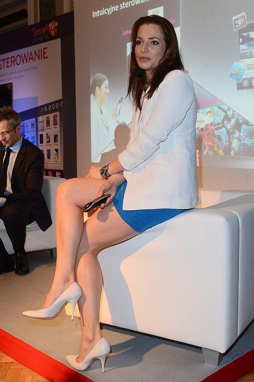 Anna Dereszowska odsłoniła swoje atuty (FOTO)