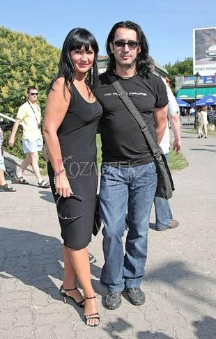 Iwona Pavlović z ukochanym