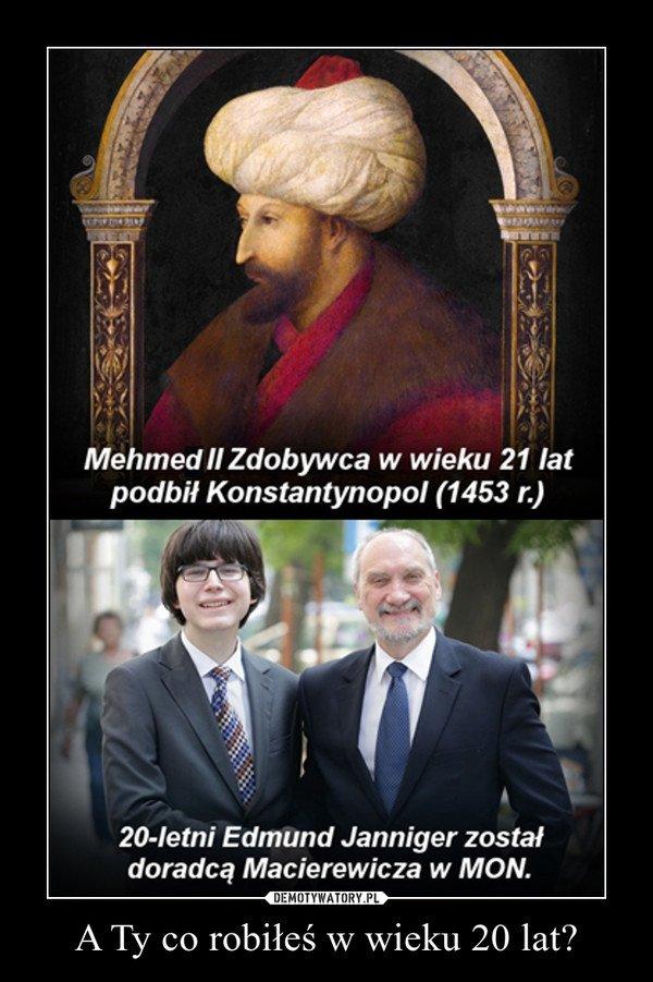 Edmund Janniger - memy