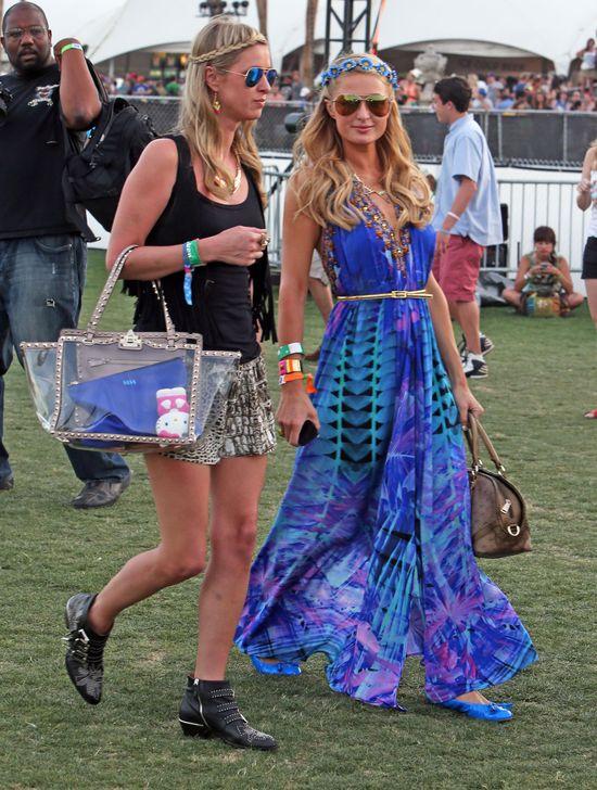 Gwiazdy na festiwalu Coachella 2013