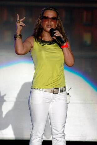 Anastacia wróciła na scenę (FOTO)