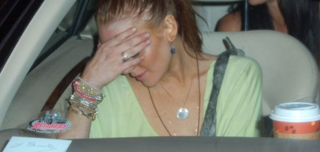 Lindsay Lohan wygląda jak... (VIDEO)
