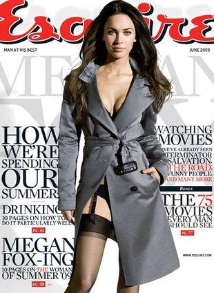 Megan Fox wstydzi się pokazywać ciało
