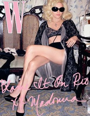 Trasa koncertowa wysysa z Madonny resztki tłuszczu (FOTO)