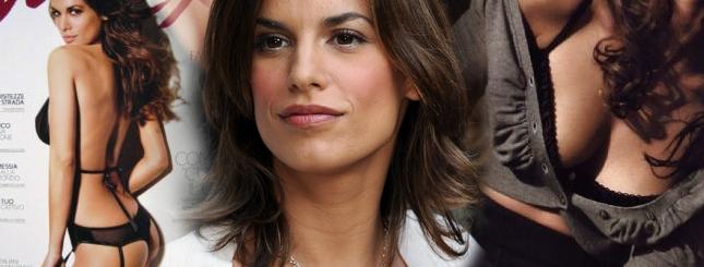 Elisabetta Canalis - nowa dziewczyna George'a Clooneya