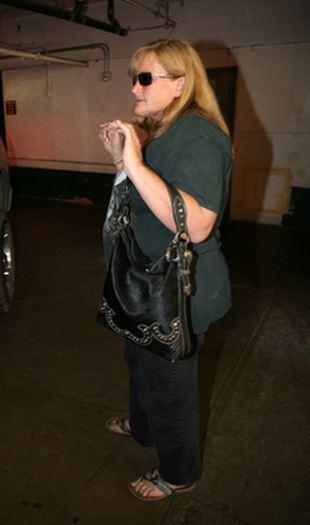 Debbie Rowe nie przypomina dawnej partnerki Jacksona (FOTO)