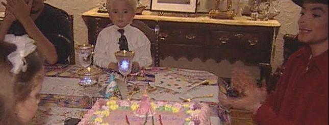 Nieznany film z urodzin dzieci Michaela Jacksona