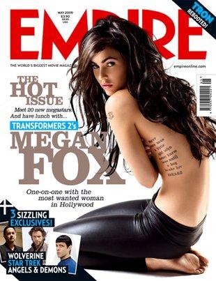 Megan Fox ma dosyć bycia porównywaną z Jolie