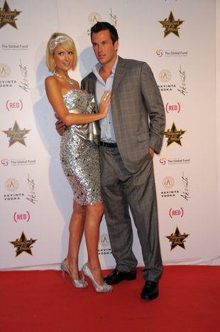 Paris Hilton wróciła do Douga Reinhardta