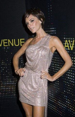 Victoria Beckham w Vogue
