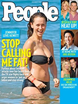 Jennifer Love Hewitt ma cellulit
