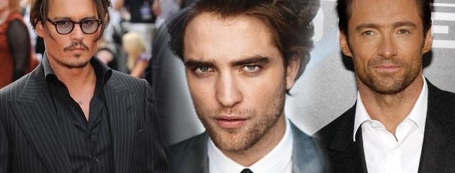 Robert Pattinson jest najseksowniejszy w Hollywood