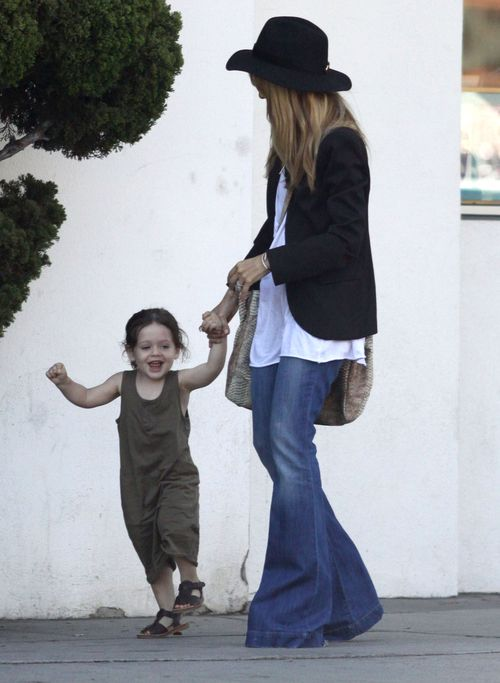 Synek Rachel Zoe wygląda jak dziewczynka (FOTO)