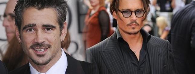 Colin Farrell zamiast Johnny'ego Deppa