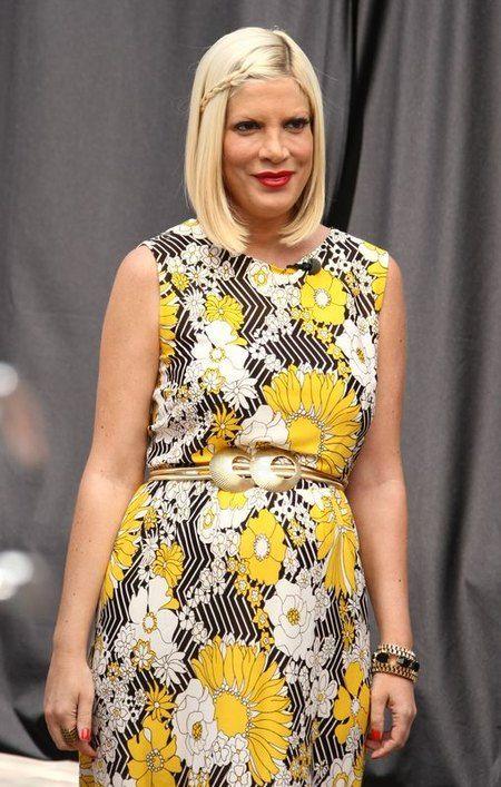 Tori Spelling najseksowniejszą kobietą w ciąży