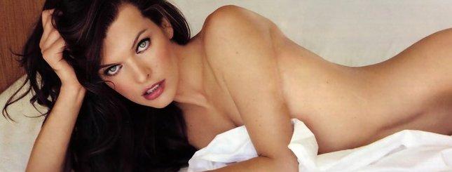 Milla Jovovich naga dla Maxima (FOTO)