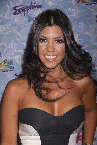 Kourtney Kardashian wygląda prześlicznie