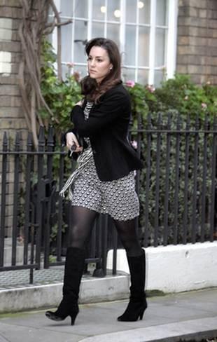 Kate Middleton i jej stylowy kapelusz (FOTO)