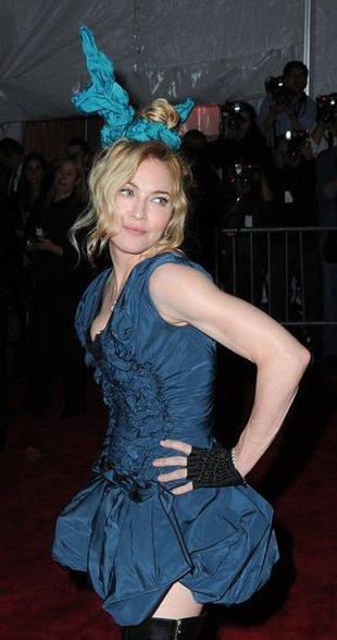 Urodzinowe czułości Madonny