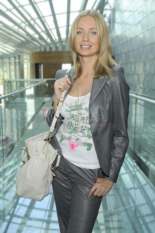 Agnieszka Szulim nie lubi być sztywna (FOTO)