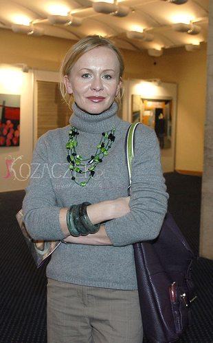 Agnieszka Krukówna nie bierze już od dawna
