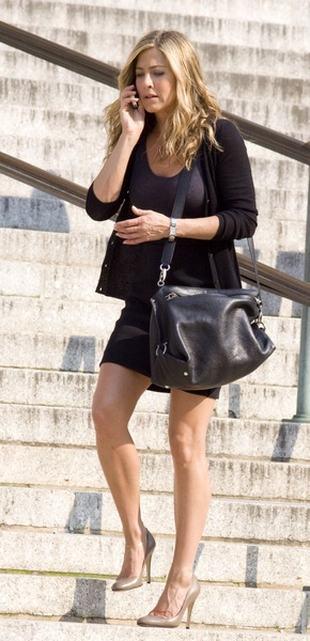Jennifer Aniston romansuje z Butlerem?