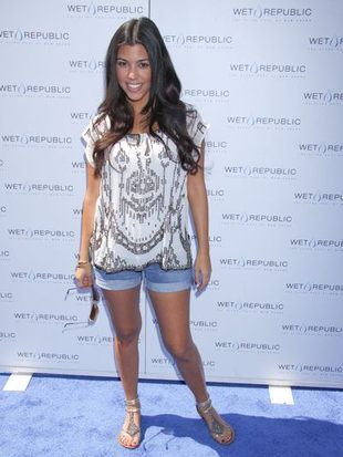 Czy zobaczymy nagą Kourtney Kardashian w ciąży?