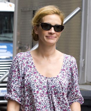 Julia Roberts na planie Eat, Pray, Love (FOTO)