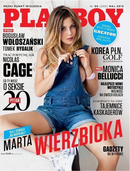 Marta Wierzbicka: Nie chcę robić kariery na cyckach