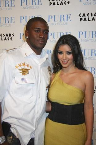 Kim Kardashian znów z Reggiem Bushem?