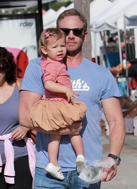 Ian Ziering został po raz kolejny tatusiem