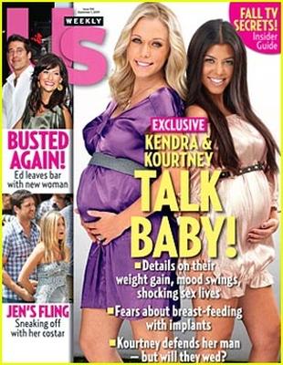 Wilkinson i Kardashian chcą karmić piersiami (FOTO)