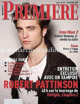 Robert Pattinson zamienia się w mężczyznę? (FOTO)