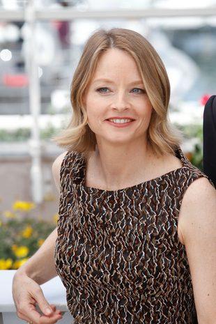 Rozpromieniona Jodie Foster w Cannes (FOTO)