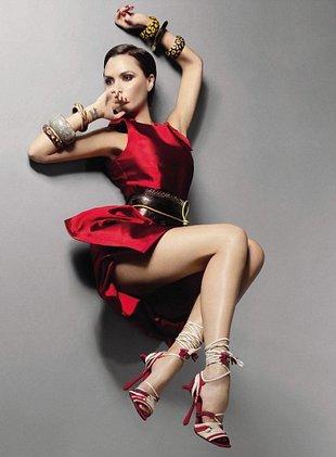 Victoria Beckham bez tapety
