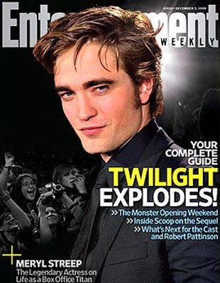 Robert Pattinson nienawidzi swojego imienia