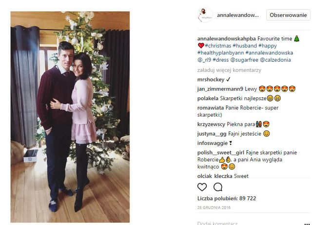 Jak zmieniała się Anna Lewandowska w ciąży?