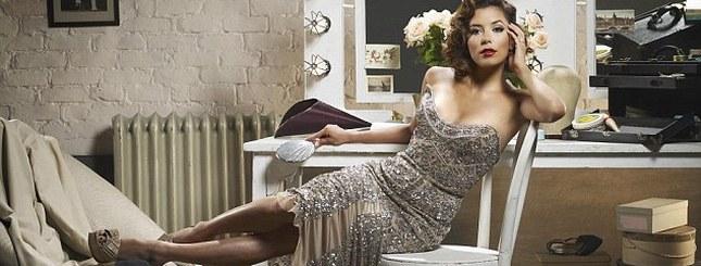 Eva Longoria i gotowe na wszystko w sesji retro (FOTO)