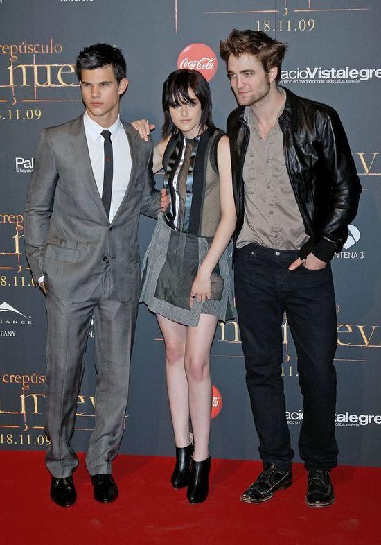 Kristen Stewart, Robert Pattinson, Zmierzch
