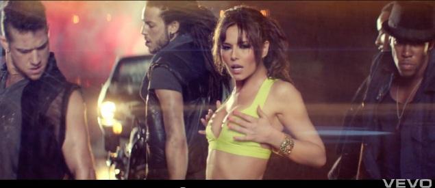 Cheryl Cole uwodzi w nowym klipie - Call My Name [VIDEO]