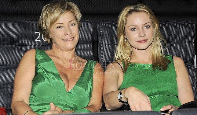 Małgorzata Potocka z córką (FOTO)