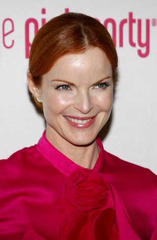 Marcia Cross na Pink Party (FOTO)